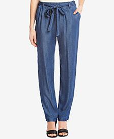 Karen Kane Belted Pull-On Pants