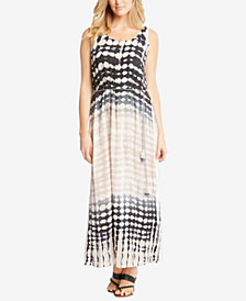Karen Kane Tie-Dye Maxi Dress