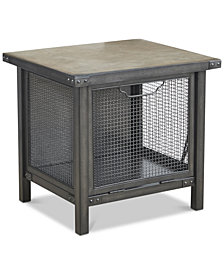 Cody Storage End Table, Quick Ship