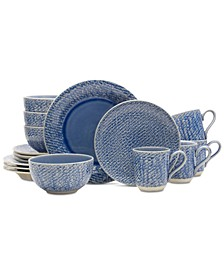 Bethany 16-Pc. Dinnerware Set, Service for 4
