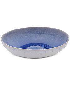 Mikasa Aventura Blue Pasta Bowl