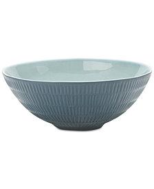 Mikasa Marbella Blue Vegetable Bowl