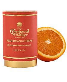 Charbonnel et Walker Milk Chocolate Orange Thins