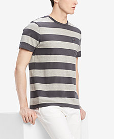 Tommy Hilfiger Men's Lexington Stripe Pocket T-Shirt, Created for Macy's