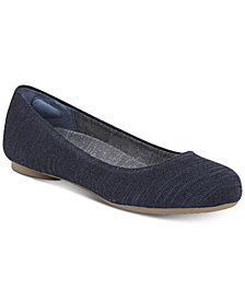 Dr. Scholl's Friendly 2 Flats