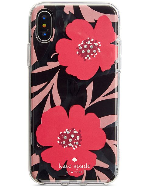 hot sale online 37997 d1259 kate spade new york Jeweled Poppy Field iPhone 8/8 Plus/X Case ...