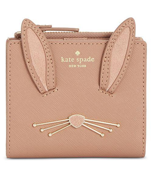 7eaab9dd07f5 kate spade new york Rabbit Adalyn Wallet   Reviews - Handbags ...