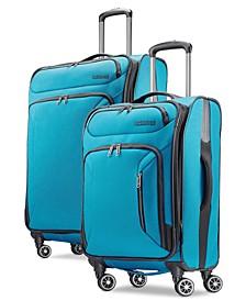 Zoom Softside Luggage Collection