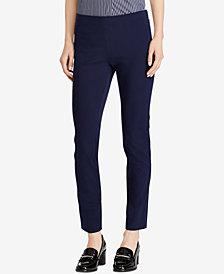 Lauren Ralph Lauren Petite Stretch Skinny Pants