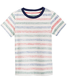 Epic Threads Toddler Boys Jupiter Striped T-Shirt, Created for Macy's