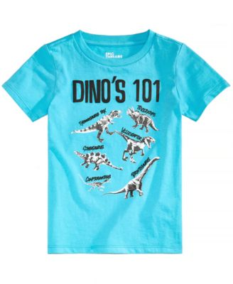 Little Boys Graphic-Print T-Shirt, Created for Macy's