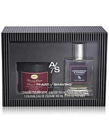 The Men's 2-Pc. Sandalwood Fragrance Gift Set