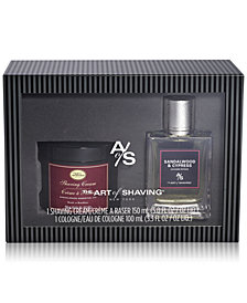 Art of Shaving Men's 2-Pc. Sandalwood Fragrance Gift Set