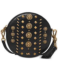 MICHAEL Michael Kors Studded Canteen Bag