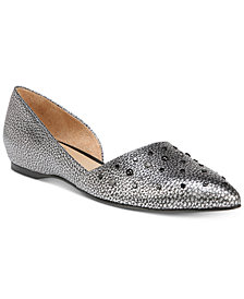 Naturalizer Samantha 2 Studded Flats