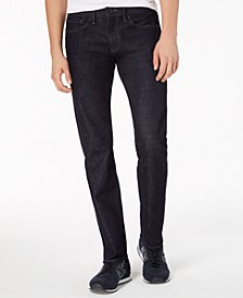Men's Straight-Fit Stretch Jeans