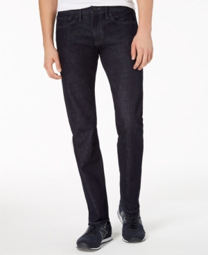 AX Armani Exchange Men's Straight-Fit Stretch Jeans