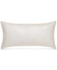 "Charisma Avalon Faux-Leather 14"" x 28"" Decorative Pillow"