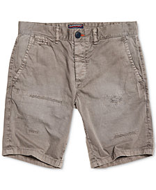 Superdry Men's International Patch & Repair Chino Shorts