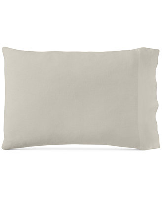 Piece Dye Set Of 2 King Pillowcases, Created For Macy's by Hotel Collection