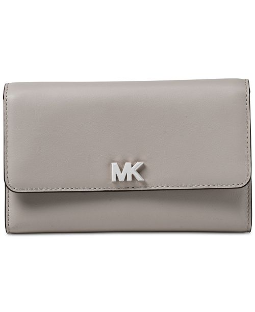 a9585c69ebb6 Michael Kors Multi-Function Leather Wallet   Reviews - Handbags ...