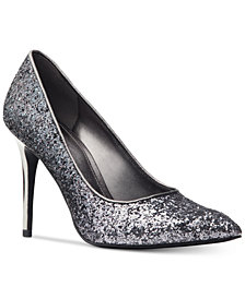 MICHAEL Michael Kors Women's Claire Pointy Toe Pumps