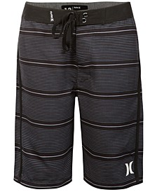 Shoreline Board Shorts, Little Boys