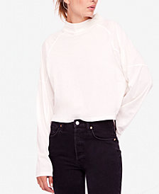 Free People Jackson Cotton Crop Top
