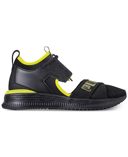 a83beb0c4e3 Puma Women's Fenty x Rihanna Avid Casual Sneakers from Finish Line ...