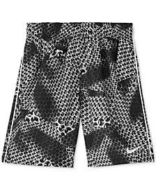 Nike Big Boys Star Dust Printed Volley Swim Trunks