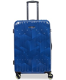"CLOSEOUT! Rain 25"" Hardside Expandable Spinner Suitcase, Created for Macy's"