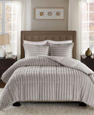 Duke Reversible 3-Pc. Full/Queen Comforter Set