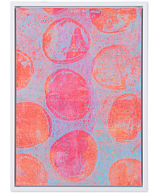 Zuo Blossom Pink Canvas Print