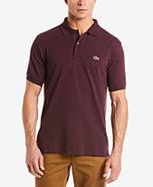 Lacoste Classic Piqué Polo Shirt, L.12.12 d6f3838eef