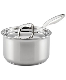 Thermal Pro Clad Stainless Steel 2-Qt. Saucepan & Lid