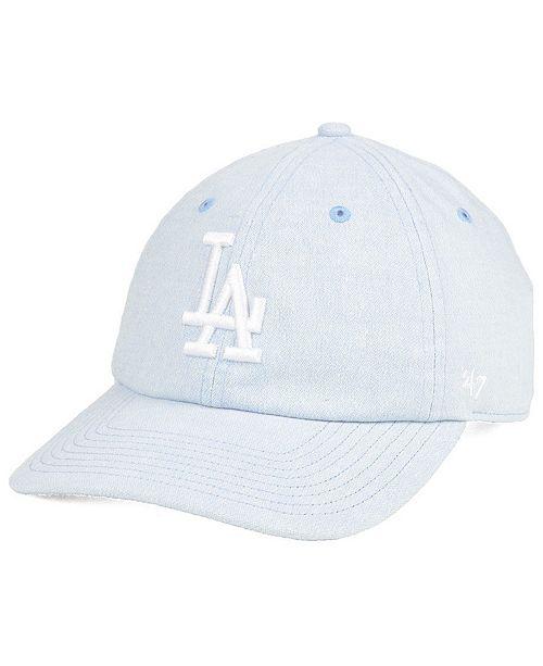 wholesale dealer fe28d 64a74 ...  47 Brand Los Angeles Dodgers Emery CLEAN UP Cap    ...
