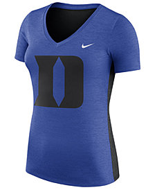 Nike Women's Duke Blue Devils Dri-Fit Touch T-Shirt