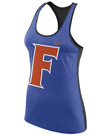 Nike Women's Florida Gators Dri-Fit Touch Tank