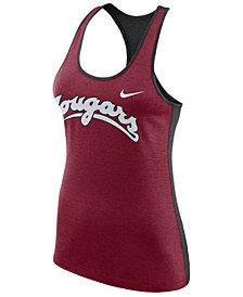 Nike Women's Washington State Cougars Dri-Fit Touch Tank