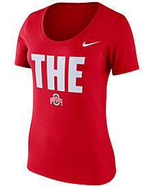 Nike Women's Ohio State Buckeyes Scoop Local T-Shirt