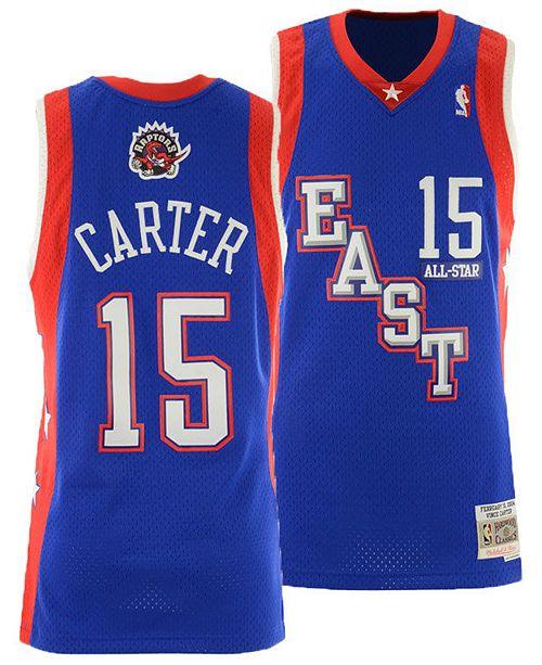 new concept 8e7eb 95476 Men's Vince Carter NBA All Star 2004 Swingman Jersey