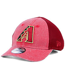 New Era Boys' Arizona Diamondbacks Jr Hooge Neo 39THIRTY Cap
