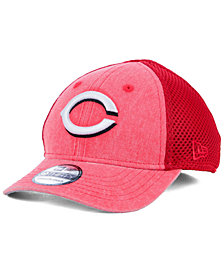 New Era Boys' Cincinnati Reds Jr Hooge Neo 39THIRTY Cap