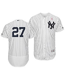 Majestic Men's Giancarlo Stanton New York Yankees Mother's Day Flexbase Jersey