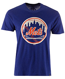'47 Brand Men's New York Mets Club Logo T-Shirt