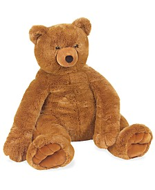 Melissa and Doug Kids Toys, Kids Jumbo Plush Brown Teddy Bear