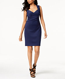 Jessica Howard Cutout-Back Sheath Dress