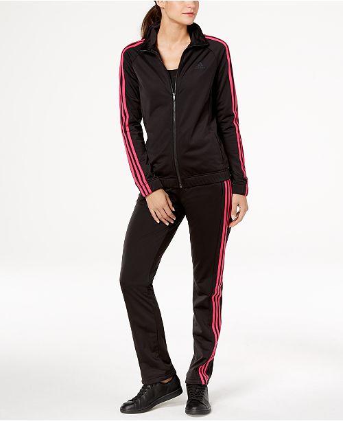 7d230fa0b adidas Designed 2 Move Track Jacket   Pants   Reviews - Women s ...
