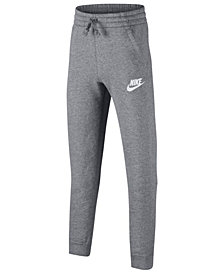 Nike Big Boys Sportswear Fleece Jogger Pants