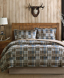 Woolrich White River Reversible 3-Pc. Comforter Sets